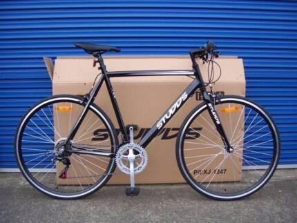 Brand New Flat Bar Alloy Road Bike - 21 Shimano Bicycle