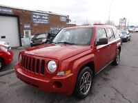 JEEP PATRIOT 2008 AUTOMATIQUE