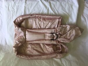 Diuponi silk pink baby carrier sling Strathcona County Edmonton Area image 4