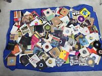 """300 7"""" records. All genres mainly pop and rock. 60's - 90's"""