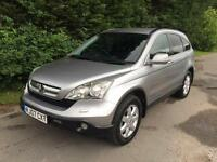 2007 - HONDA CR-V 2.2 i-CTDi ES TURBO DIESEL 4X4 6 SPEED MANUAL