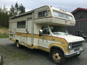 1978 Security Motor Home