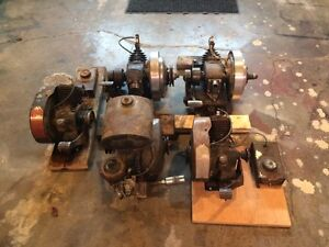 1920s-1930s Antique Air Cooled Engines For Sale