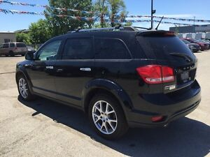 2014 DODGE JOURNEY RT * AWD * LEATHER * BLUETOOTH * HEATED SEATS London Ontario image 4