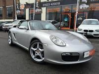 2005 PORSCHE BOXSTER 2.7 24V 2D STUNNING EXAMPLE 8 STAMPS IN SERVICE BOOK