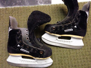 Kids Youth Child Hockey Skates Bauer Nike CCM 10 9 1