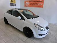 2011 Vauxhall/Opel Corsa 1.2i 16v (85ps) Limited Edition *BUY FOR £28 PER WEEK*