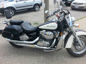 2008 Honda Shadow Aero for sale-- excellent condition