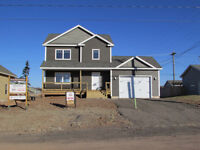 New two story family home w/ Garage in Grove Hamlet Moncton