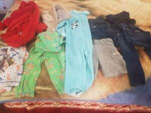 Kids Size 2 clothes- PJs, dressing gown, shorts, jeans, leggings,