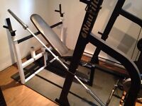 Bench Press barre Olympique Northern Light