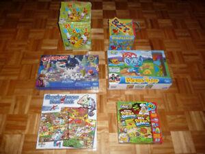 Jeux de société: mouse trap, domino, opération, Mr Bucket