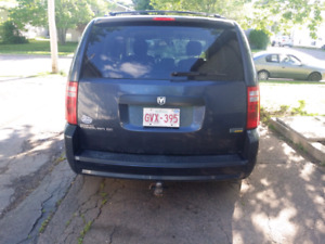 Dodge Grand Caravan stow and go