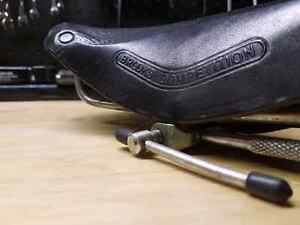 Genuine Brooks antique saddle