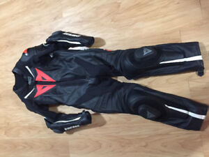 Dainese race/track suit size 52.  Brand new!