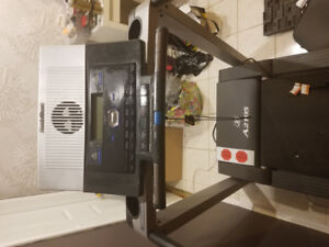 Nordic Track A2105 spacesaver treadmill for 150