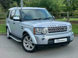 image for 2010/10 Land Rover Discovery 4 3.0 TD V6 XS Auto 4WD 5dr 7 seater high spec PX
