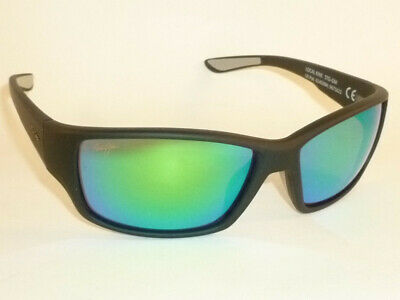 New Authentic Polarized  MAUI JIM LOCAL KINE  Sunglasses GM810-27M  Green (Maui Jim Green Sunglasses)