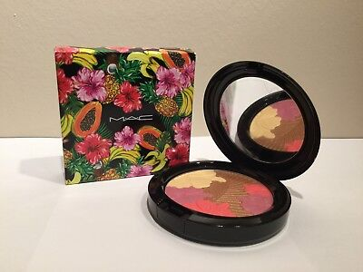 Mac Fruity Juicy Oh My Passion Pearlmatte Face Powder NEW IN BOX