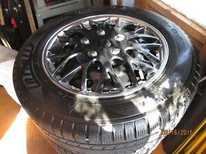 pneu avec jante