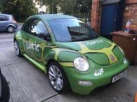 Volkswagen Beetle 1.6 2001MY RHD (2001)