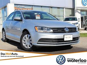 2016 Volkswagen Jetta Trendline plus 1.4T - ABOVE AVG CONDITION