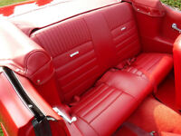 1966 Ford Mustang Convertible with Shelby Features