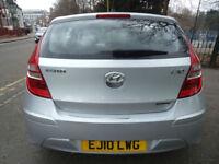 Hyundai i30 1.6CRDI ( 115ps ) 2011MY Comfort 12 MONTHS MOT++30 POUND ROAD TAX+++