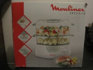 Moulinex Crystalia Food Steamer