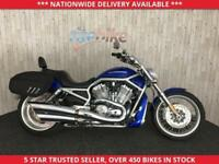 HARLEY-DAVIDSON VR VRSCAW V-ROD 1250CC GENUINE LOW MILEAGE ONLY 2258 2009