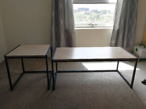 Urgent Sale - 2 sets coffee table - GREAT PRICE, GREAT QUALITY