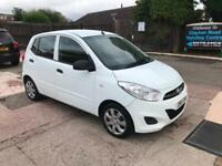 2011 HYUNDAI i10 CLASSIC 1.2 PETROL, MANUAL, ONLY 53,500 MILES FROM NEW.