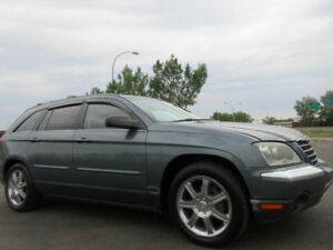 2006 Chrysler Pacifica -AWD-NAVI-DVD-HDTV-LEATHER-SUNROOF-128K
