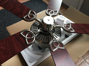 Elegant, Traditional CEILING FAN, only $15! Reversible Blades