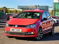 2017 Volkswagen Polo Volkswagen Polo 1.2 TSI 90 Beats 5dr Hatchback Petrol Manua