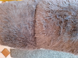 Luxury grey cushions