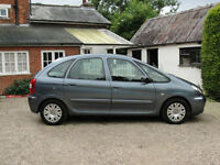 2009 CITROEN XSARA PICASSO DESIRE - ONE OWNER FROM NEW - FULL SERVICE HISTORY -