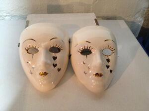Pair of Masks