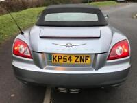 2005 CHRYSLER CROSSFIRE 3.2 Roadster 2dr Auto