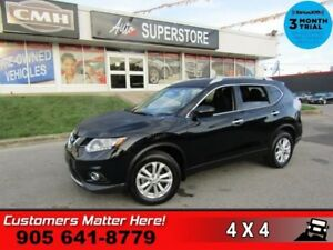 2014 Nissan Rogue SV  AWD POWER SEAT SIRIUS BLUETOOTH ROOF, PUSH
