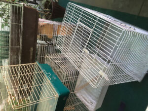 Large small animal cages