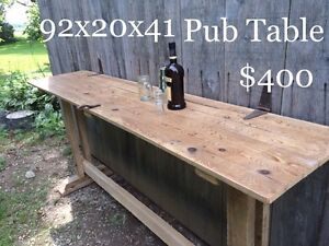 Harvest Table & more reclaimed furniture  London Ontario image 10