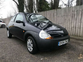 2004 54 Ford Ka 1.3 ONLY DONE 55k IDEAL 1ST TIME BUYERS CAR 57.7 MPG
