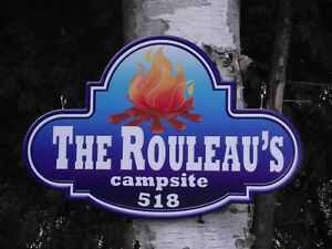 SIGNS FOR YOUR CAMPSITE London Ontario image 1