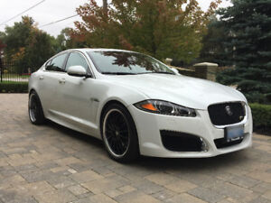 2012 Jaguar XFR - Supercharged !