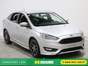 2015 Ford Focus SE MANUELLE MAGS A/C GR ELECT BLUETOOTH CAM DE R