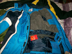 Brand new Stormtech jackets, winter and spring and Boardsport St. John's Newfoundland image 1