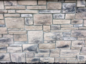 Hackett Manufactured Stone