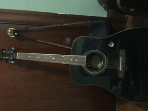 Epiphone Guitar, Good Condition