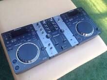 2x CDJ 350 & 1x DJM 250 PRO PIONEER DJ SETUP!! Werribee Wyndham Area Preview